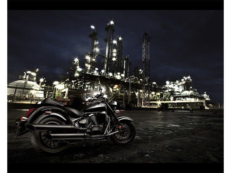 2014 Suzuki Boulevard C50 B.O.S.S. in Brighton, Michigan
