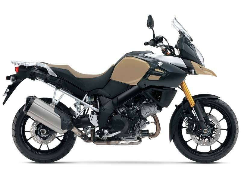 2014 Suzuki V-Strom 1000 ABS in Billings, Montana