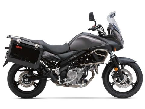 2014 Suzuki V-Strom 650 ABS Adventure in Francis Creek, Wisconsin