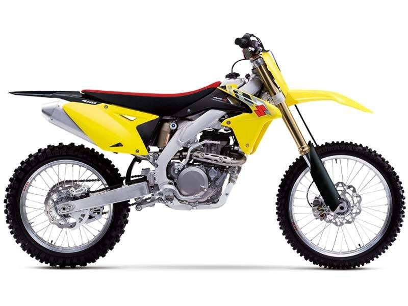2014 Suzuki RM-Z450 in Tyrone, Pennsylvania - Photo 6