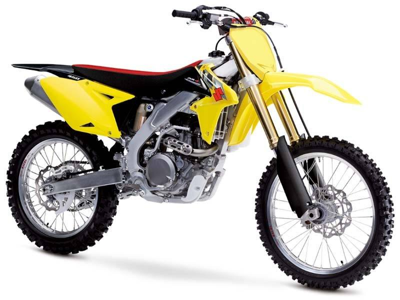 2014 Suzuki RM-Z450 in Tyrone, Pennsylvania - Photo 7