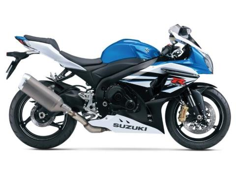 2014 Suzuki GSX-R1000™ in Francis Creek, Wisconsin