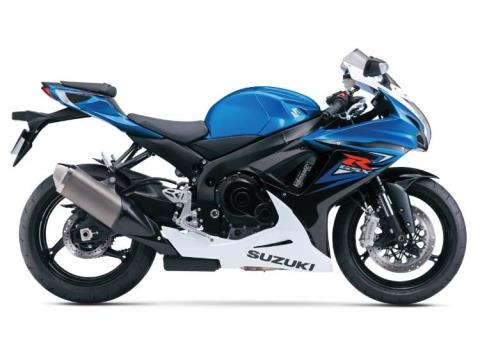 2014 Suzuki GSX-R600™ in Francis Creek, Wisconsin