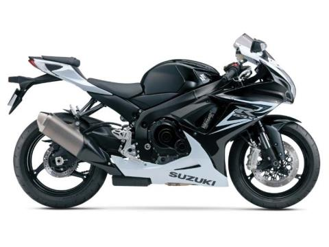2014 Suzuki GSX-R600™ in Cohoes, New York