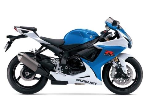 2014 Suzuki GSX-R750™ in Francis Creek, Wisconsin