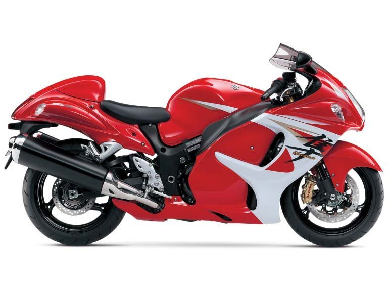 2014 Suzuki Hayabusa Motorcycles Waterloo Iowa GSX1300RAL4