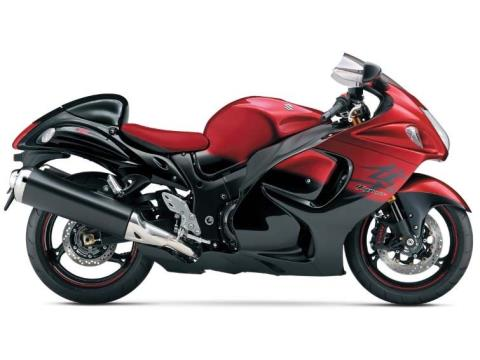 2014 Suzuki Hayabusa 50th Anniversary Edition in Francis Creek, Wisconsin