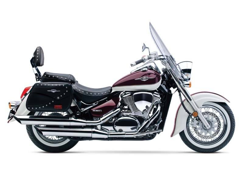 2014 Suzuki Boulevard C50T in Monroe, Michigan - Photo 3