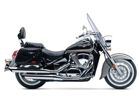 2014 Suzuki Boulevard C50T in Francis Creek, Wisconsin