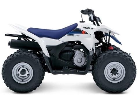 2015 Suzuki QuadSport Z90 in Romney, West Virginia
