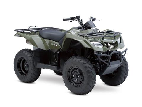 2015 Suzuki KingQuad 400ASi in Yankton, South Dakota