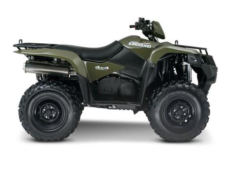 2015 Suzuki KingQuad 500AXi Power Steering in Broken Arrow, Oklahoma