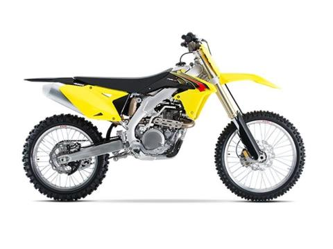 2015 Suzuki RM-Z450 in Billings, Montana