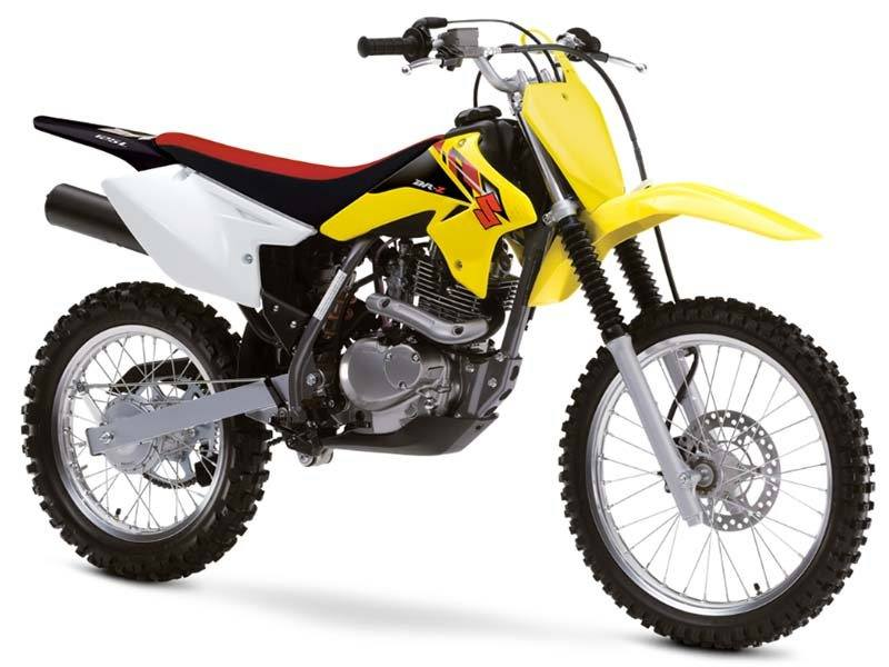2015 Suzuki DR-Z125L in Twin Falls, Idaho