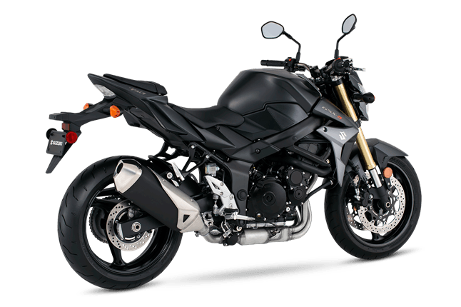 2015 Suzuki GSX-S750 in Francis Creek, Wisconsin