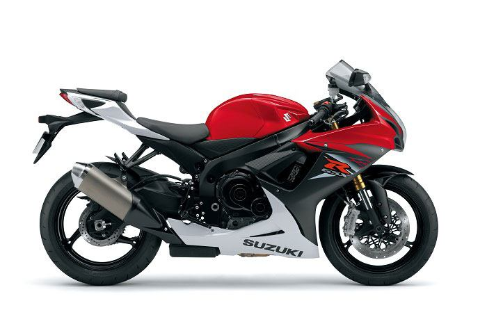2015 Suzuki GSX-R750 in Twin Falls, Idaho