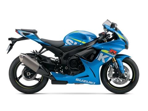 2015 Suzuki GSX-R750 in Norfolk, Virginia
