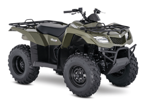 2016 Suzuki KingQuad 400ASi in Lumberton, North Carolina
