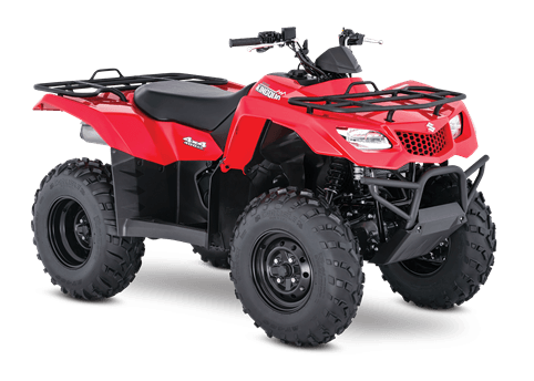 2016 Suzuki KingQuad 400ASi in Simi Valley, California