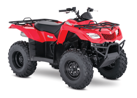 2016 Suzuki KingQuad 400ASi in Mechanicsburg, Pennsylvania