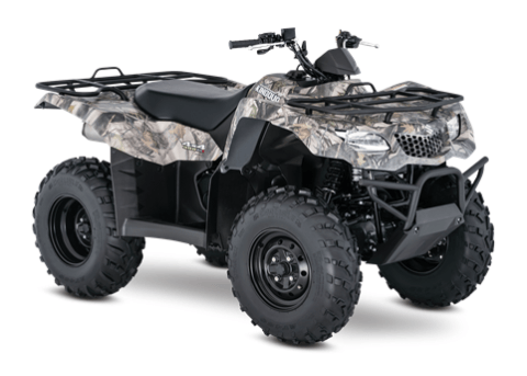 2016 Suzuki KingQuad 400ASi Camo in Lumberton, North Carolina