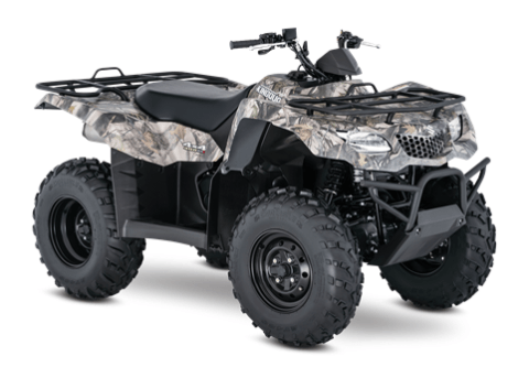 2016 Suzuki KingQuad 400ASi Camo in Florence, South Carolina