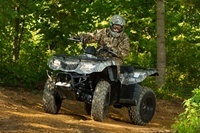 2016 Suzuki KingQuad 400ASi Camo in Gonzales, Louisiana