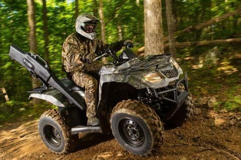 2016 Suzuki KingQuad 400ASi Camo in Warren, Michigan