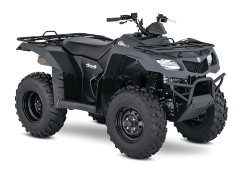 2016 Suzuki KingQuad 400ASi Limited Edition in Duncansville, Pennsylvania