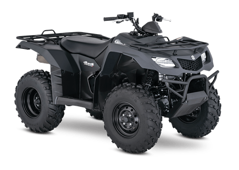 2016 Suzuki KingQuad 400ASi Limited Edition in Warren, Michigan