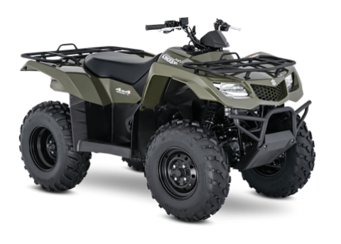 2016 Suzuki KingQuad 400FSi in Lumberton, North Carolina