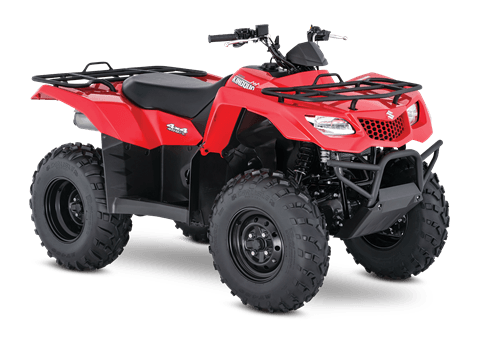 2016 Suzuki KingQuad 400FSi in Simi Valley, California