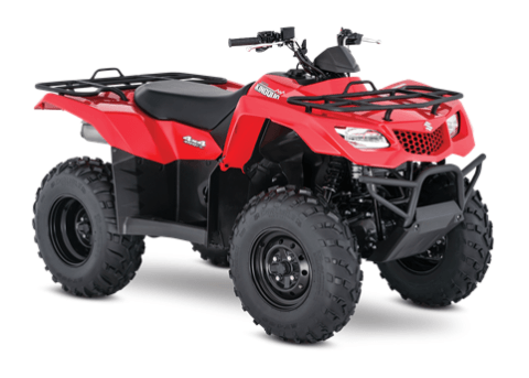 2016 Suzuki KingQuad 400FSi in Junction City, Kansas