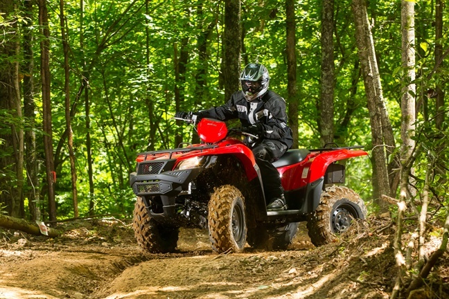 2016 Suzuki KingQuad 500AXi in Warren, Michigan