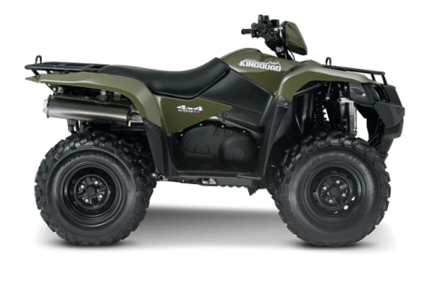 2016 Suzuki KingQuad 500AXi in Bristol, Virginia