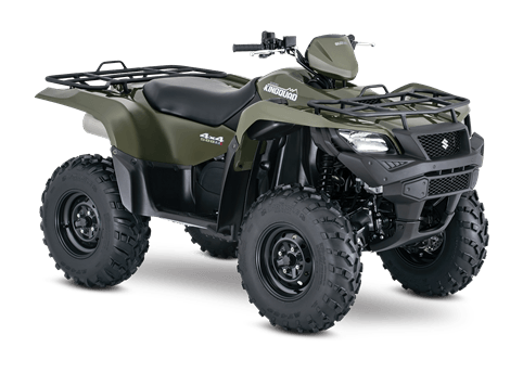 2016 Suzuki KingQuad 500AXi in Jamestown, New York