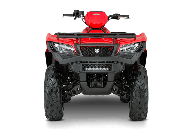 2016 Suzuki KingQuad 500AXi Power Steering in Twin Falls, Idaho - Photo 2