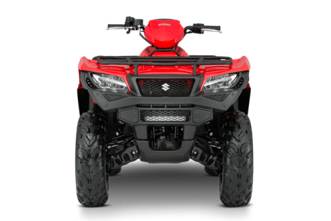2016 Suzuki KingQuad 500AXi Power Steering in Warren, Michigan