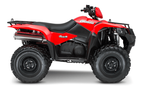 2016 Suzuki KingQuad 500AXi Power Steering in Albemarle, North Carolina