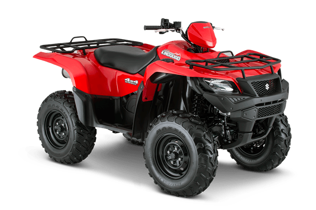 2016 Suzuki KingQuad 500AXi Power Steering in Twin Falls, Idaho - Photo 1