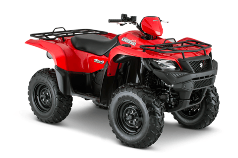 2016 Suzuki KingQuad 500AXi Power Steering in Junction City, Kansas