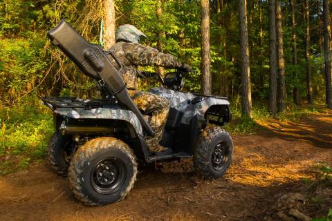 2016 Suzuki KingQuad 500AXi Power Steering Camo in Bristol, Virginia