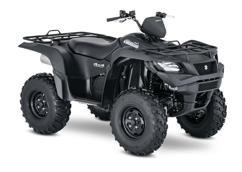 2016 Suzuki KingQuad 500AXi Power Steering Special Edition in Waynesburg, Pennsylvania