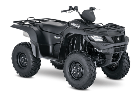 2016 Suzuki KingQuad 500AXi Power Steering Special Edition in Junction City, Kansas