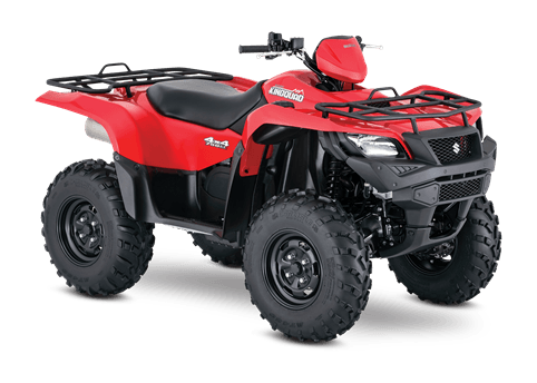 2016 Suzuki KingQuad 750AXi in Bristol, Virginia