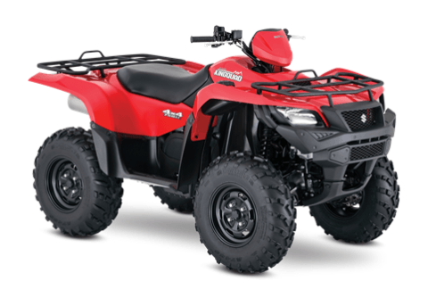 2016 Suzuki KingQuad 750AXi in Florence, South Carolina