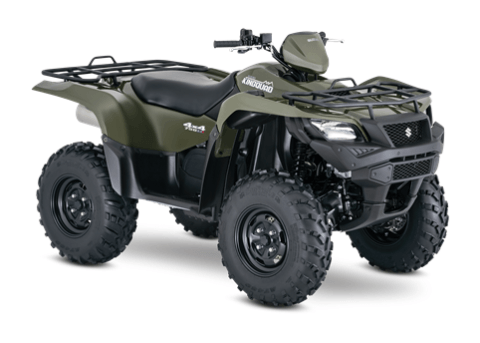 2016 Suzuki KingQuad 750AXi in Junction City, Kansas