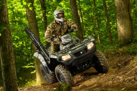 2016 Suzuki KingQuad 750AXi Camo in Mineola, New York