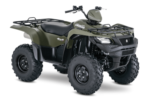 2016 Suzuki KingQuad 750AXi Power Steering in Lumberton, North Carolina