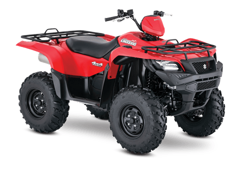2016 Suzuki KingQuad 750AXi Power Steering in Simi Valley, California